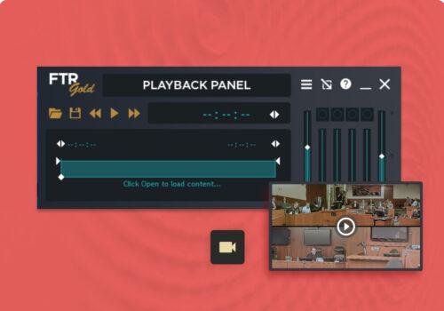 FTR Player screenshot